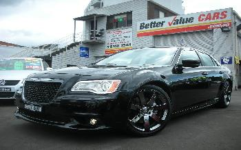 2013 Chrysler 300 SRT8 CORE
